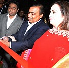 Mukhesh Ambani launches KM Conservatorys new facility