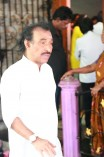 Music Director Deva's Father Funeral