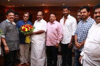 Nadigar Sangam 2nd Executive Committee meeting
