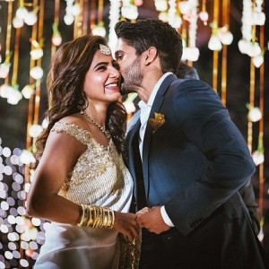 Naga Chaitanya - Samantha Engagement