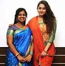 Namitha at SMK Fomra College