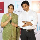 Narain Karthikeyan at Joyalukkas Platinum Collection Launch