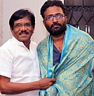 National Awardees felicitated by Director Bharathiraja