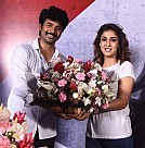 Nayanthara birthday celebration