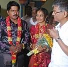 NS Udhayakumar Wedding Reception