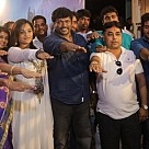 Parthiepan and Young Generation take a pledge against Piracy