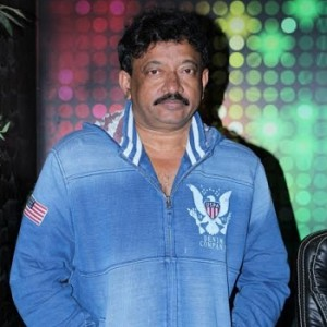 PC With Ram Gopal Varma For Launch Of Web Series Guns & Thighs