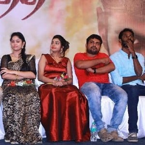Pichuva Kaththi Audio & Trailer Launch Stills