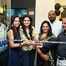 Pooja Launches Toni & Guy salon at Iyyapanthangal