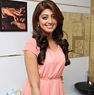 Pranitha At Naturally Salon Launch