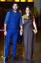 Preity Zinta Wedding reception