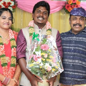PRO Bhuvan Wedding Reception