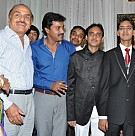 Producer Paras Jain Daughter Wedding Reception