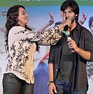 Promotion of movie R Rajkumar