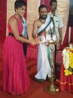 Raja Ranguski Movie Pooja