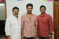 Ram Kumar - Vishnu Vishal Movie Pooja ceremony