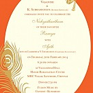 Ramya Wedding Invite