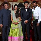 Raviprasad's Grand Daughter Wedding Photo
