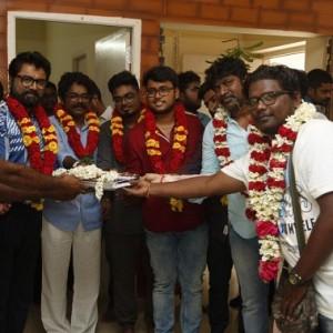 Rendavaathu Aatam Movie Pooja