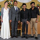 Celebrities at Journalist Anupama Son's Reception