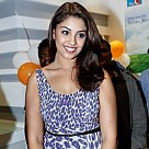 Richa Gangopadhyay at Micromax Canvas4 launch