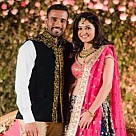 Robin Uthappa Wedding Reception Photos