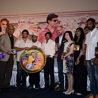 Saahasam Audio Launch