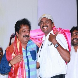Saalaiyoram Success meet stills