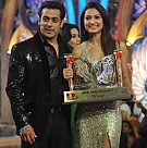 Salman Khan at Big Boss 7 Final