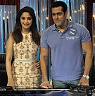 Salman promotes Big Boss on sets of Jhalak Dikhhla Jaa