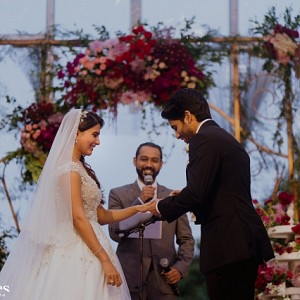 Samantha - Naga Chaitanya's wedding