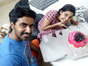 Sandra Prajin Birthday Celebration