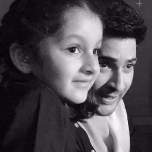 Santhosh Sivan shoots candid photos of MaheshBabu family