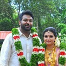 Saranya Mohan Wedding