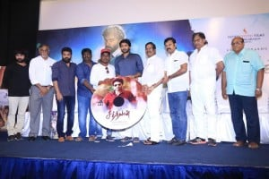 Sathriyan Audio Launch
