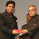 Shah Rukh Khan 25 Greatest Global Living Indians Legends Award