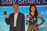 Shriya Launches Samsung Galaxy Smart Phone