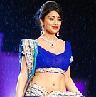 Shriya Saran Ramp Walk at CPAA