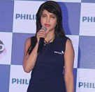 Shruti Haasan Launches Philips LED Light