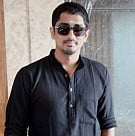 Siddharth Press Meet