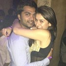 Simbu and Hansika Party