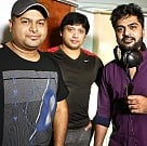 Simbu sings for movie Saahasam