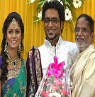 Singer Haricharan Wedding Reception
