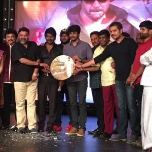 Sivalinga audio launch