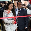 Sneha Ullal Launches Maac Animation