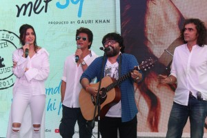 Song Launch Of Film Jab Harry Met Sejal With Shah Rukh Khan & Anushka Sharma