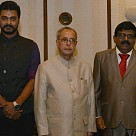 Special Screening of Ramanujan for the Hon. President of India
