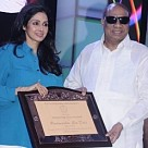 Sridevi at Sathyabama University