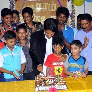 Sriram Birthday Celebration