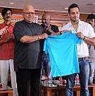 Star Cricket League Jersey Launch